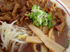 春陽軒 「肉入り 大/600円」
