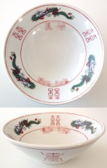 徳島のラーメン鉢