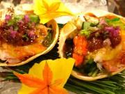 島根県産の松葉蟹のメス