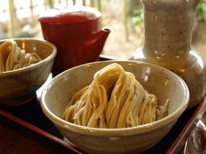 川内橋本そば 生蕎麦