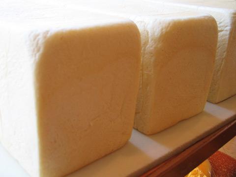パン広場2001 こだわりの白い食パン