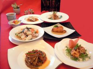 中国料理 桃華 チャイニーズコース