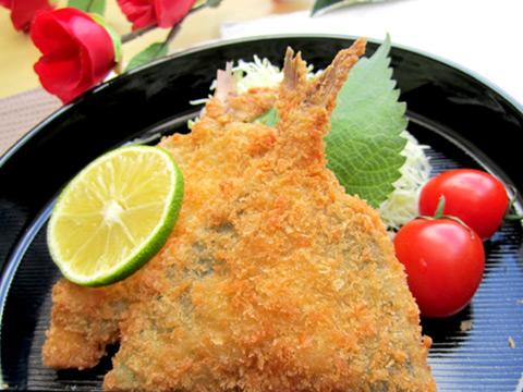 阿波鳴食品 白身魚フライ