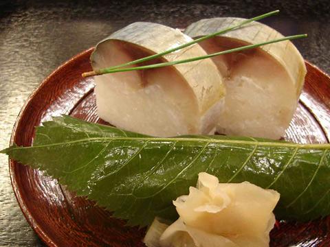 名代 鯖棒寿司
