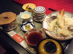 四季の味 祥庵 天ぷら定食