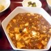 ながを 麻婆豆腐ランチ