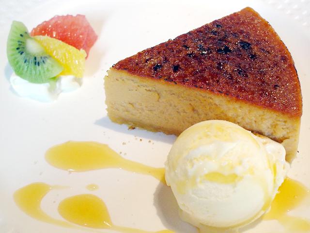 シェーナ キャラメルチーズケーキ